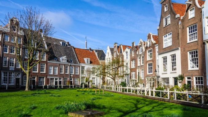 Der Beginenhof Amsterdam