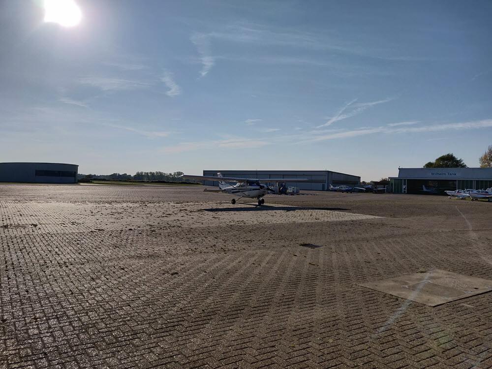 Flughafen Mariensiel