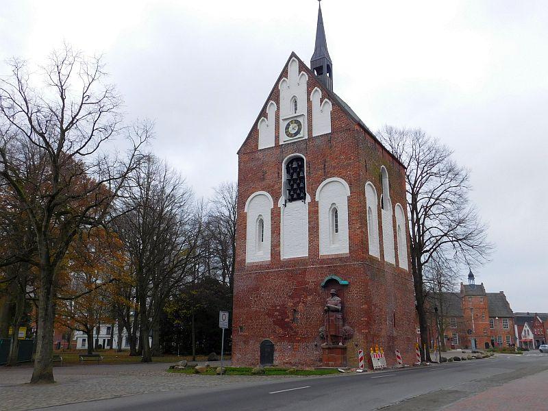 Glockenturm Ludgerikirche