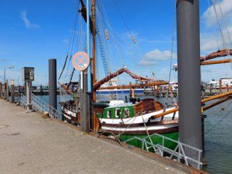 Der Fischereihafen Norden-Norddeich