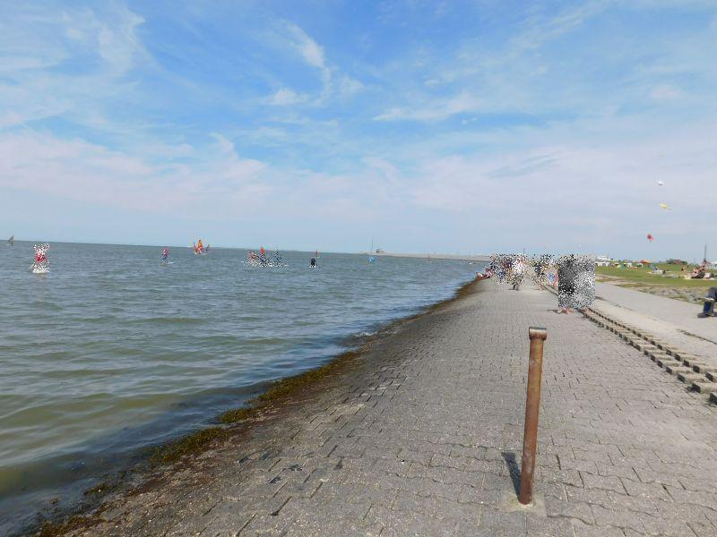 Strand bei Norddeich