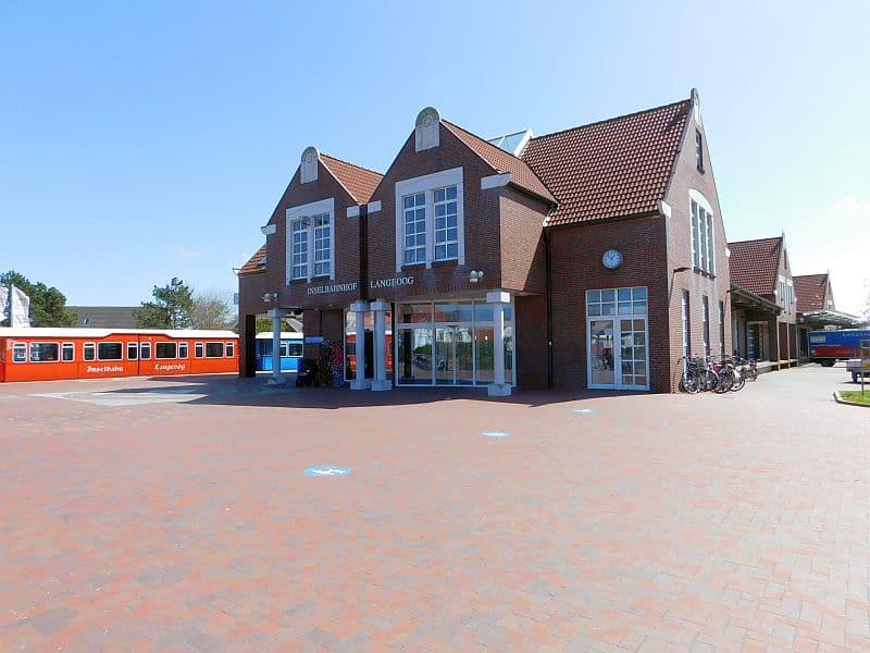 Inselbahnhof Langeoog