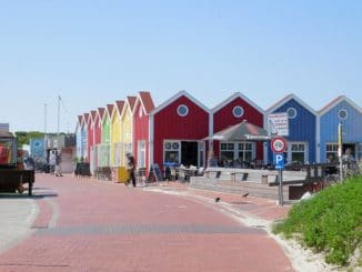 Langeoog Häuser