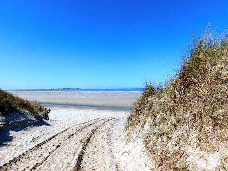 Nordsee bei Langeoog