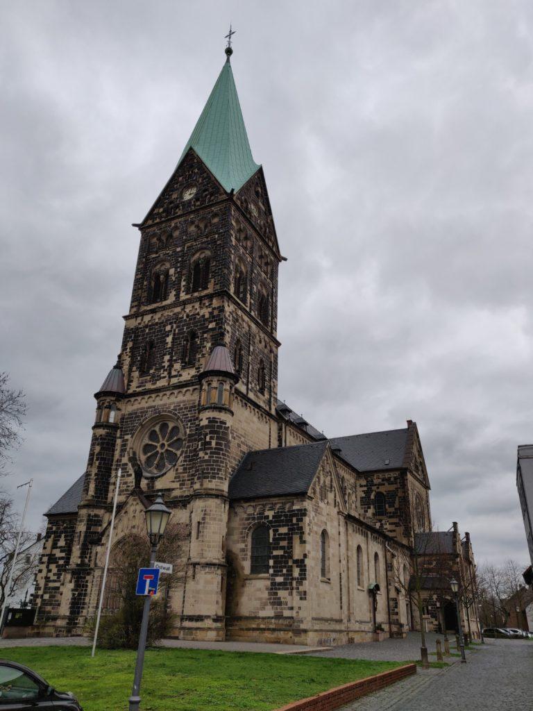 Dorf Westerholt - Pfarrkirche St. Martinus