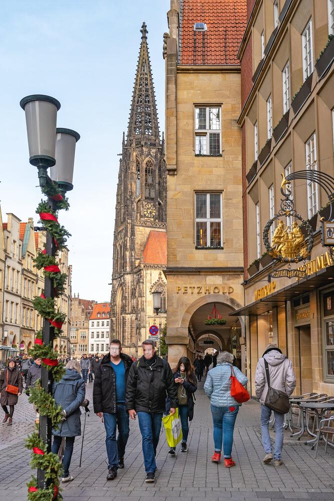 Münster im Dezember