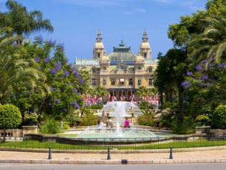 Casino Monte Carlo, Monaco