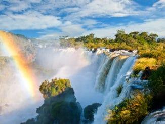Reisen nach Südamerika