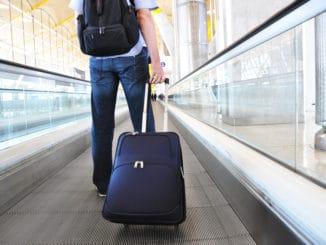 Gepäck auf Flugreisen schützen