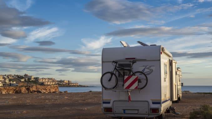 Mit dem Wohnmobil und Rad durch Europa