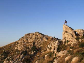 Wanderweg auf Mallorca