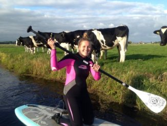 Stand Up Paddling in Ostfriesland